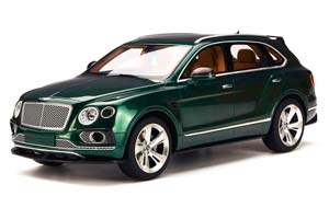 BENTLEY BENTAYGA SPORT PACKAGE 2018 MAGIC GREEN LIMITED EDITION 1000 PCS