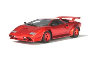 LAMBORGHINI COUNTACH TURBO KOENIG SPECIALS 1983 RED