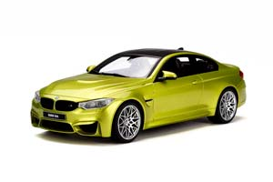 BMW F82 M4 COMPETITION PACKAGE ZCP 2017 AUSTIN YELLOW METALLIC