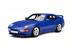 PORSCHE 968 TURBO S 1992 BLUE