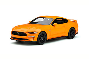 FORD MUSTANG 2019 YELLOW