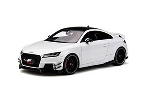 AUDI ABT TT RS-R 2017 WHIE METALLIC