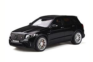 MERCEDES W253 BRABUS 600 MERCEDES-AMG GLC 63 S X253 2020 BLACK