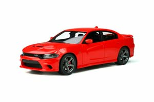 DODGE CHARGER SRT HELLCAT 2019 RED LIMITED EDITION 999 PCS