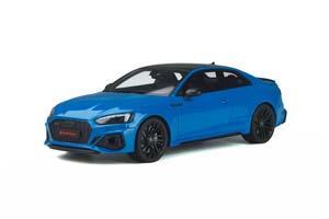 AUDI RS 5 COUPE 2020 BLUE BLACK LIMITED EDITION 999 PCS