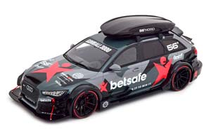 AUDI RS6 AVANT GUMBALL 3000 2015 CAMOUFLAGE LIMITED EDITION 4000 PCS. WITH DECALS