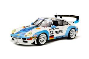 PORSCHE 911 (993) GT2 NO 64 24H LE MANS 1999 KONRAD/KITCHAK/SLATER LIMITED EDITION 500 PCS