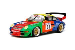PORSCHE 911 (993) GT2 NO 61 24H LE MANS 1998 MÜLLER/TRUNK/PALMBERGER LIMITED EDITION 999 PCS