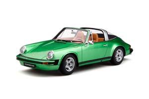 PORSCHE 911 S 2.7 TARGA 1975 GREEN