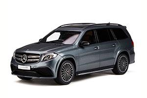 MERCEDES-AMG W166 GLS 63 GLS-CLASS X1662015 GREY