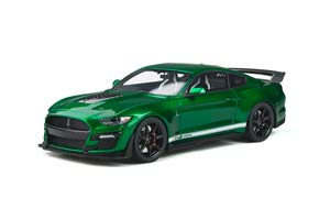 FORD SHELBY GT500 2020 GREENMETALLIC LIMITED EDITION 1300 PCS