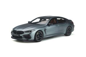 BMW M8 GRAND COUPE 2020 LIGHTBLUE-METALLIC LIMITED EDITION 999 PCS