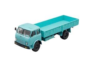 MAZ-500G ONBOARD BLUE (USSR RUSSIA)   МАЗ-500Г БОРТОВОЙ ГОЛУБОЙ
