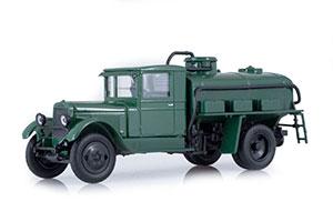 ZIS-5 BZ FUEL FILLER DARK GREEN (USSR RUSSIA) | ЗИС-5 БЗ ТОПЛИВОЗАПРАВЩИК ТЕМНО-ЗЕЛЕНЫЙ *ЗИС