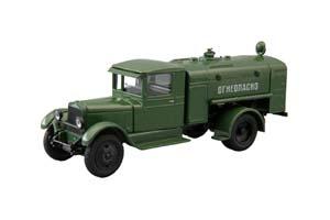 ZIS-5 FUEL FILLER BZ-39 GREEN (USSR RUSSIA) | ЗИС-5 ТОПЛИВОЗАПРАВЩИК БЗ-39 ЗЕЛЕНЫЙ *ЗИС
