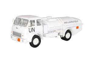 MAZ-5334 FUEL FILLER TZA-75 UN WHITE (USSR RUSSIA)   МАЗ-5334 ТОПЛИВОЗАПРАВЩИК ТЗА-75 ООН БЕЛЫЙ