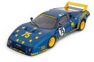 Ferrari 512BB 24h Le Mans 1980