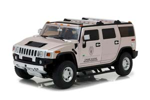 HUMMER H2 2003 (FROM THE TV SERIES C.S.I. THE PLACE OF CRIME MAYAMI) *ХАМЕР ХАММЕР