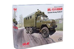 MODEL KIT ZIL-131 KSHM | ЗИЛ-131 KSHM