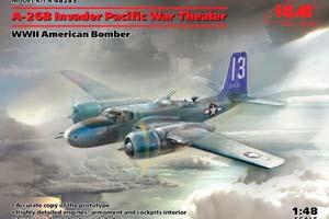 MODEL KIT AIRCRAFT A-26В INVADER | САМОЛЕТ A-26В INVADER *СБОРНАЯ МОДЕЛЬ