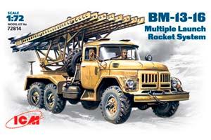 MODEL KIT ZIL-131 BM-13-16