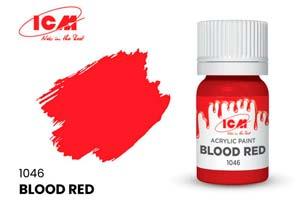 MODEL KIT BLOOD RED CREATIVE PAINT | КРАСКА ДЛЯ ТВОРЧЕСТВА КРОВАВЫЙ (BLOOD RED)