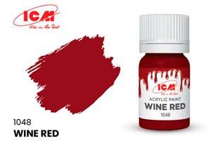 MODEL KIT CREATIVE PAINT WINE RED | КРАСКА ДЛЯ ТВОРЧЕСТВА ВИННО-КРАСНЫЙ (WINE RED)
