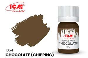 MODEL KIT CHOCOLATE CREATIVE PAINT (CHIPPING) | КРАСКА ДЛЯ ТВОРЧЕСТВА ШОКОЛАДНЫЙ (CHOCOLATE (CHIPPING))