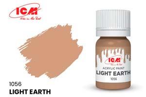 MODEL KIT CREATIVE PAINT LIGHT EARTH | КРАСКА ДЛЯ ТВОРЧЕСТВА СВЕТЛАЯ ЗЕМЛЯ (LIGHT EARTH)