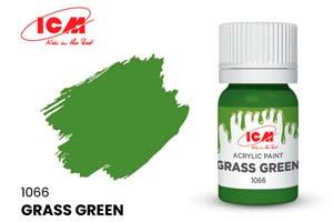 MODEL KIT PAINT FOR CREATIVITY GREEN GRASS (GRASS GREEN) | КРАСКА ДЛЯ ТВОРЧЕСТВА ЗЕЛЕНАЯ ТРАВА (GRASS GREEN) *СБОРНАЯ МОДЕЛЬ