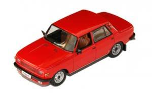 WARTBURG 353 1987 RED