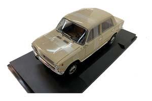 VAZ 2101 LADA 1200 (USSR RUSSIA) 1971 CREME (БРАК)   ВАЗ 2101 ЖИГУЛИ ЛАДА KОПЕЙКА