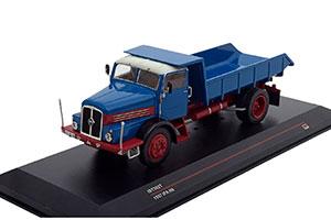 IFA H6 KIPPER 1957 BLUE/RED
