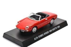 ALFA ROMEO SPIDER 1600 DUETTO 1967 RED *АЛЬФА РОМЕО