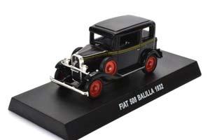 FIAT 508 BALILLA 1932 BLACK *ФИАТ