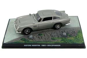 Aston Martin DB5 Thunderball 1965 Silver