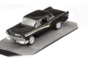 Ford Fairlane Skyliner-Thunderball 1965 Black