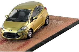 Ford KA-Quantum Of Solace 2008 Metallic Gold