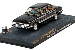 Ford Taunus-The Spy Who Loved Me 1977 Black