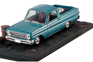 Ford Falcon Ranchero Goldfinger 1964 Blue