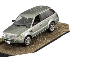RANGE ROVER SPORT QUANTUM OF SOLACE 2008 SILVER