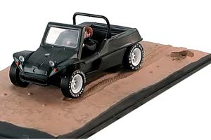 VW VOLKSWAGEN BEACH BUGGY FOR YOUR EYES ONLY 1981 BLACK