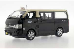 Toyota Hi-Ace Super GL Taxi Macau 2006