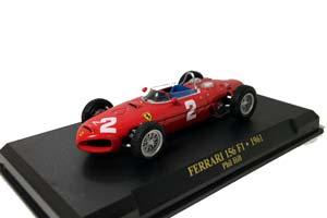 FERRARI 156 F1 1961 P.HILL #2 WORLD CHAMPION