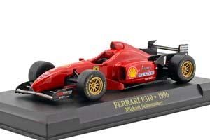 FERRARI F310 1996 M.SCHUMACHER #1