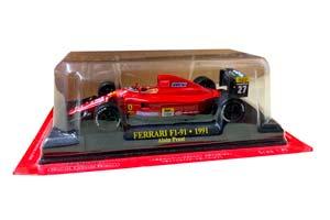 FERRARI F1-91 1991 A.PROST #27