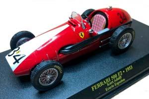 FERRARI 500 F2 1953 GERMAN GP C.ADOLFF #34