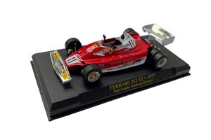 FERRARI 312T2 1977 N.LAUDA WORLD CHAMPION #11