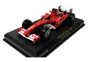 FERRARI F2004 2004 M.SCHUMACHER WORLD CHAMPION #1