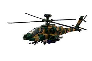DOUGLAS AH-64D APACHE LONG BOW JAPAN *ДУГЛАС